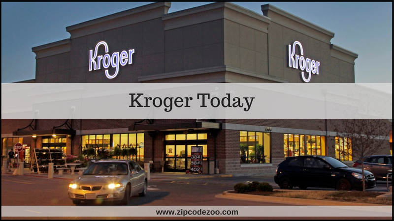 Kroger Feedback Today